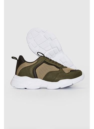 Letoon Sneakers Haki
